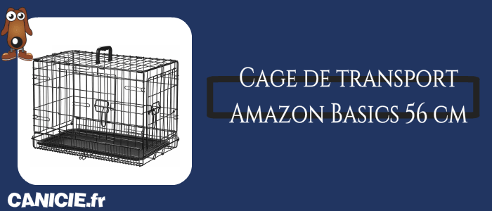 test cage transport amazon basics
